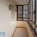 отделка балкона панелями пвх в минске недорого