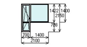 Ремонт и отделка балкона и лоджии