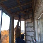 Утепление потолка в Минске
