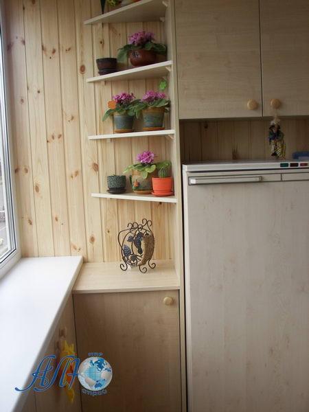 шкаф для балкона в минске фото работы