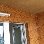 эконом ремонт балкона
