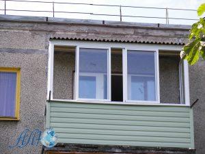 наружная отделка балкона в минске фото