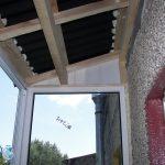 остекление балконов с крышей Минск