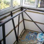 выносное остекление балкона в минске недорого