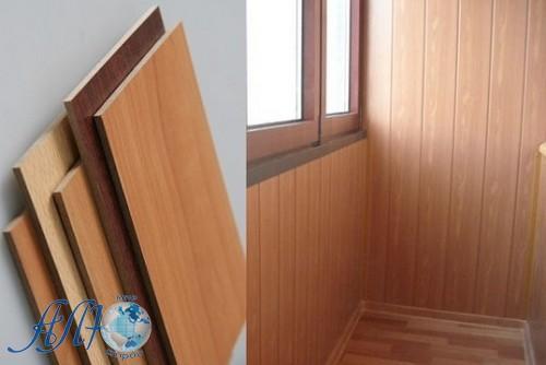 отделка панелями пвх в Минске