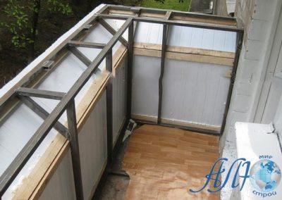 укрепление балконов в Минске