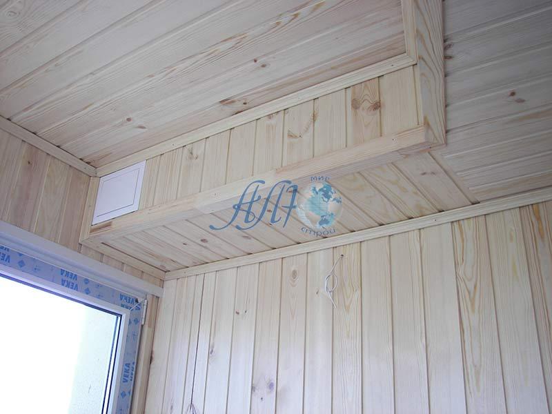 Балкона под ключ заказать Минск