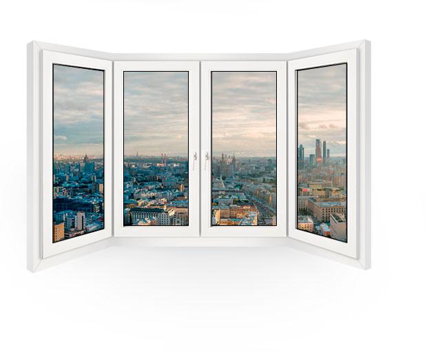 Окна, балконные рамы