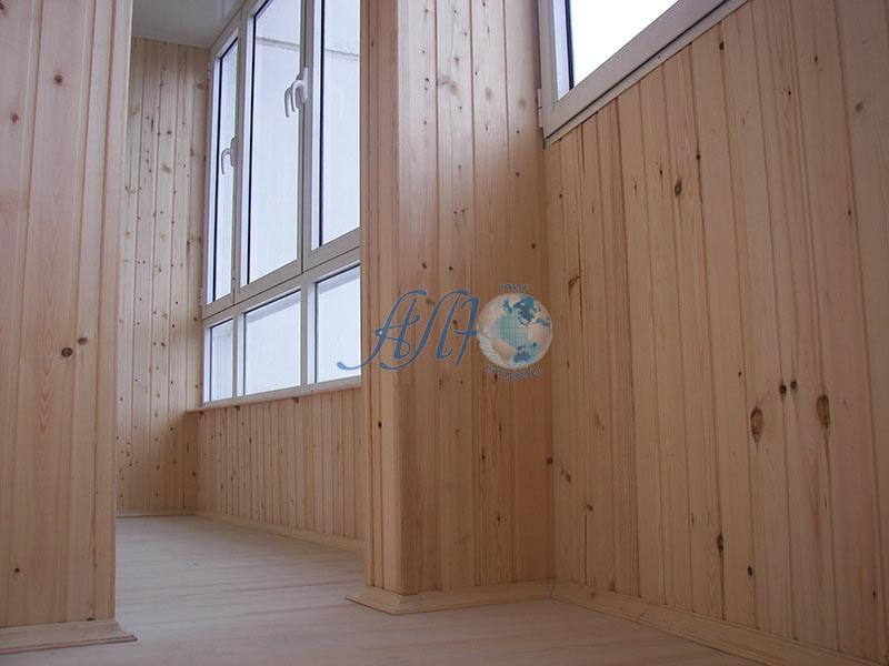 ПВХ окна на лоджии остекление Минск